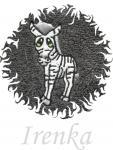 Dětská osuška s výšivkou - ZEBRA a jméno
